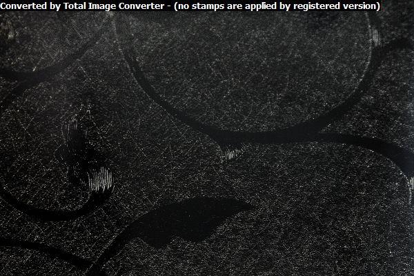Черная лилия глянец
